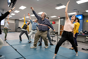 Physical Therapy Students Use Tai Chi, Yoga, Pilates to Help Patients with Parkinson's Disease