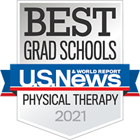 U.S. News Top Physical Therapy Program