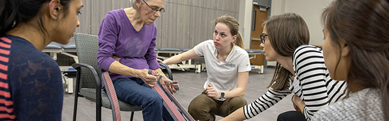 admissions information for doctor of physical therapy