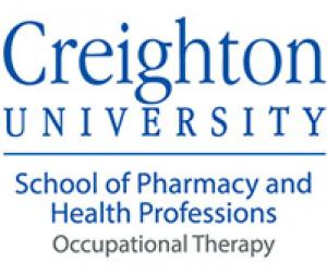 School of Pharmacy and Health Professions word mark logo