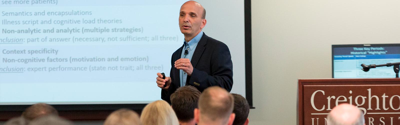 EHPEC faculty teaching