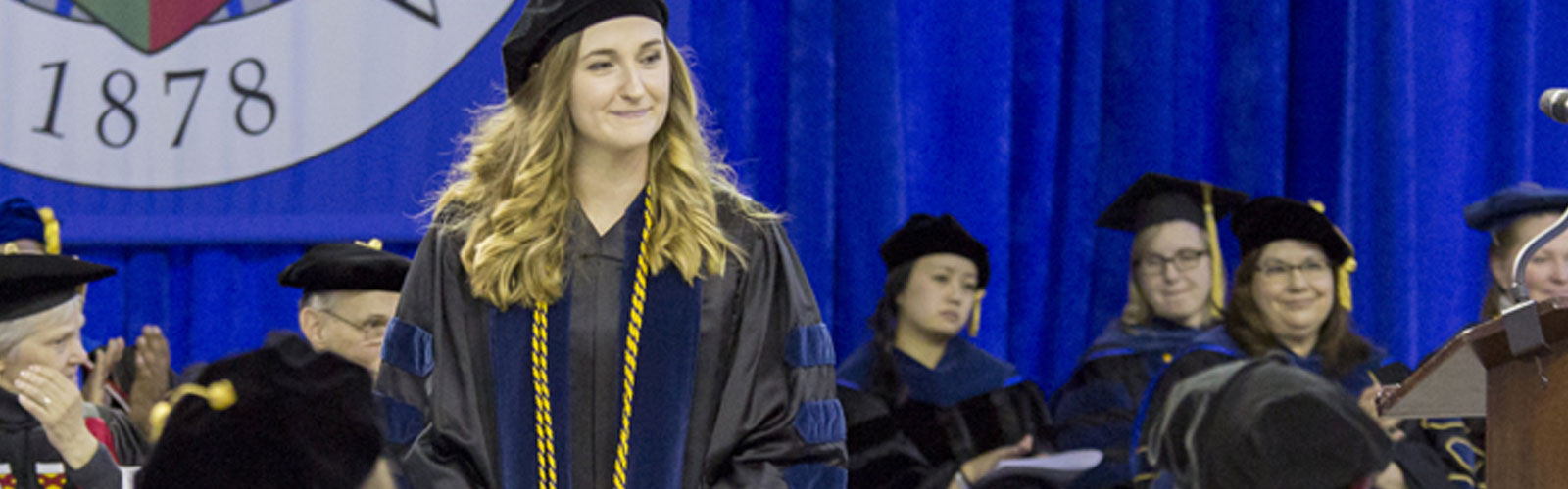 commencement ceremonyThe School of Pharmacy and Health Professions