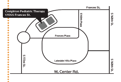 Pediatric Therapy Map
