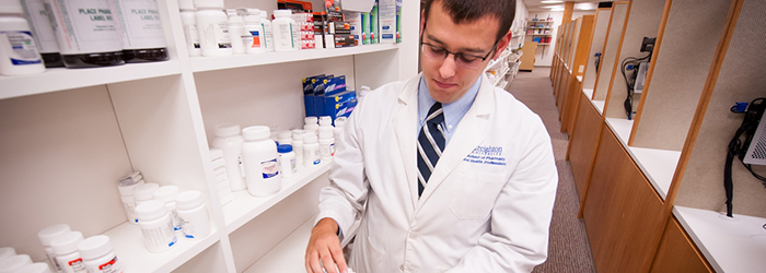 Pharmacy Admissions Information
