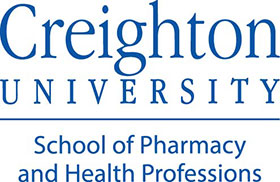 logo for Creighton University School of Pharmacy and Health Professions