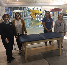 Creighton Pediatric Therapy Takes Next Step with YMCA Partnership