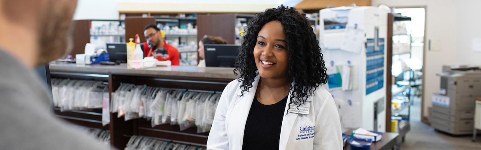 Doctor of Pharmacy Program: Early Assurance